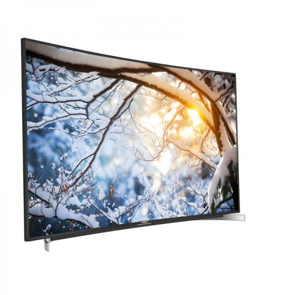 GRUNDIG Curved 4K Ultra HD TV (notebooksbilliger.de)
