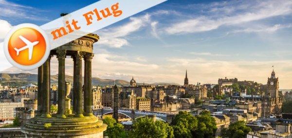 (Travelbird)  8 Tage Schottland Autorundreise inklusive Mietwagen und 2 Übernachtungen von Bremen / Düsseldorf - Weeze ab 269 p.P. bei einer Reise zu 2