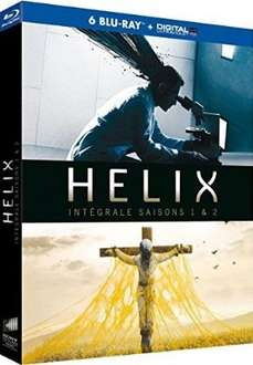 Helix - Staffel 1 u. 2 im Doppelpack (6 Discs) [Blu-ray+UV Copy] inkl. Vsk. 18,76 € > amazon.fr