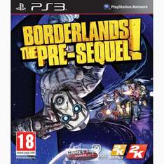 Borderlands: The Pre Sequel - [PlayStation 3] @hdgameshop.at