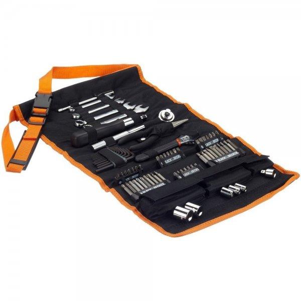 [Amazon-Deals] - Black & Decker 76tlg. Handwerkerset u.a. für Autoschrauber