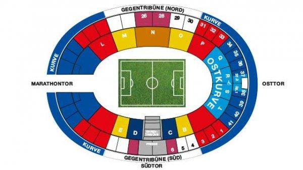 (Groupon) 2 Tickets für Hertha BSC vs. FC Augsburg am Samstag, 23.01. im Olympiastadion (50% sparen)