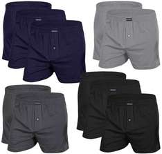 [Amazon Prime] DONZO 10er Pack Boxershorts 27,95