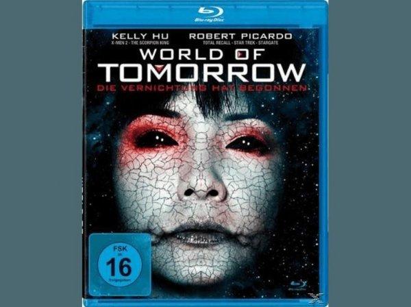 [Media Markt Online] WORLD OF TOMORROW-DIE VERNICHTUNG HAT BEGONNEN (Blu ray) + Gratis Link in der Beschreibung