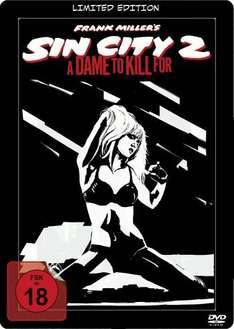 Sin City 2 - A Dame to Kill for (Limited Edition) [DVD] für 5€ bei Media Markt