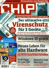 Chip Premium mit DVD 6 Monate Mininabo für 41,34€ mit 35€ Amazon Gutschein oder 30€ Barscheck effektiv 6,34€ / 1,06€ pro Ausgabe