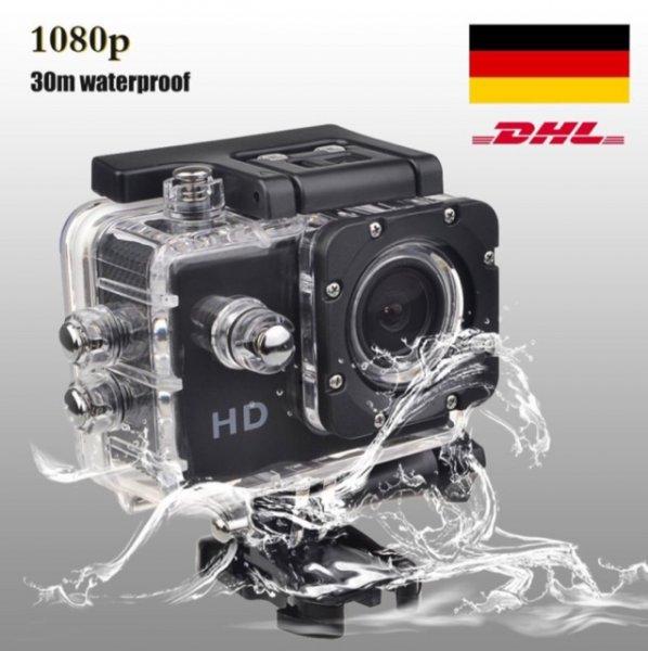 [ebay] Action Cam Full HD (ähnlich GoPro)
