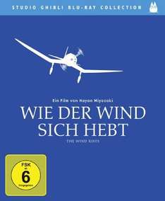 [amazon.de / Prime]Wie der Wind sich hebt (Studio Ghibli Blu-ray Collection)