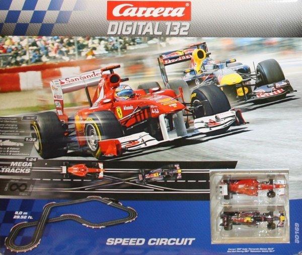 Carrera Digital 132 - Speed Circuit; 209,95€ VSK-frei@ebay.de
