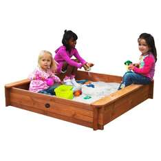[Prime] Sandkasten Plum Products 25055 - Square Wooden Sand Pit 12,36€