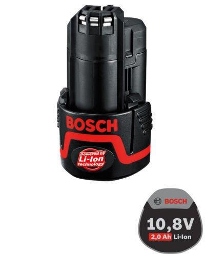 Bosch Lithium-Ionen Akku 10,8 Volt – 2,0 Ah