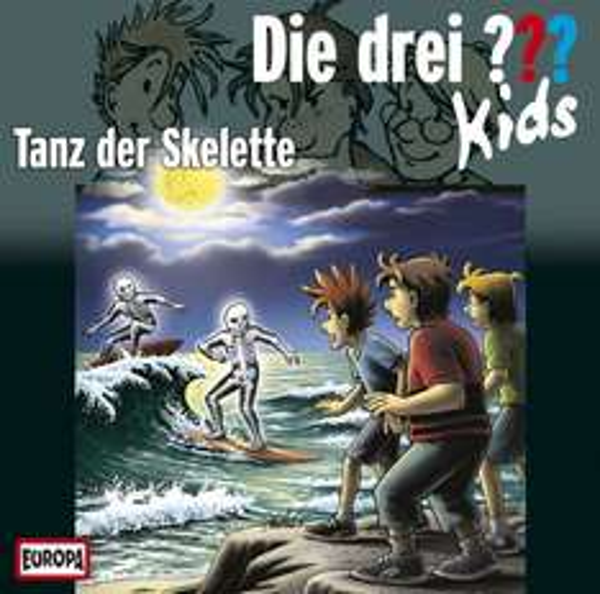 Die drei ??? Kids - 48 - Tanz der Skelette (Audio CD) @AmazonPrime 3,99€