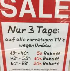 Große Sale Aktion Saturn Dortmund City