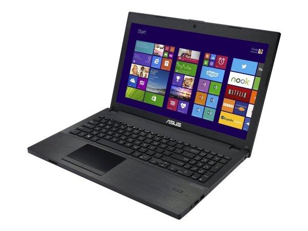 "[Computeruniverse] ASUS PU551JD-XO033G 39.6 cm (15.6"") Notebook (schwarz) 39.6 cm (15.6""), Windows 8.1 Pro Display: 1366 x 768, matt Intel Core i5-4210M 2x 2.60 GHz  NVIDIA GeForce 820M 2.0 GB 4 GB RAM, 500 GB HDD DVD-Brenner, WLAN, 1x USB 3.0"