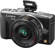 [Redcoon] Panasonic Lumix DMC-GF6 Kit 14-42 mm II für 387€ statt 465€