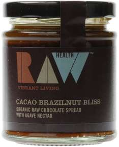 Raw Health Bio Cacao Brazilnut Bliss 3x 170g