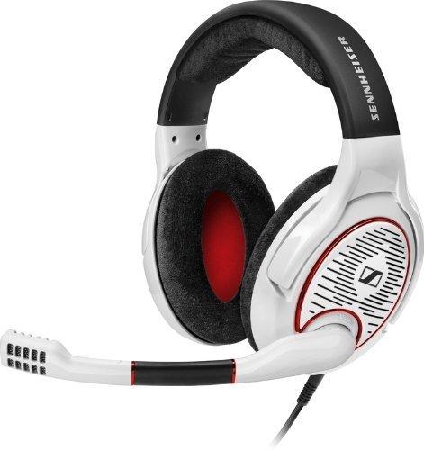 Sennheiser GAME ONE, Gaming-Headset mit offener Akustik, Weiß 125 € n. Preis: 158 € (Sennheiser G4ME One)