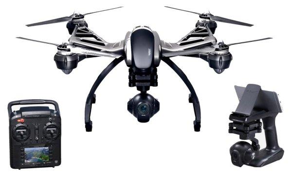 Preisfehler? Yuneec Q500 4K Quadrocopter für 580,82€ (statt 1089€)