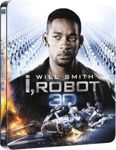 I, Robot Limited Edition Steelbook (3D Blu-ray) für 12,62€ bei Zavvi.de