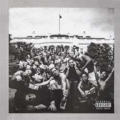"[Amazon Prime / Saturn Abholung] Album CD ""Kendrick Lamar - To Pimp a Butterfly"" für 7,99 €"