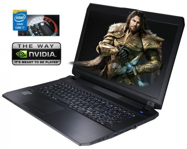 Clevo (=Schenker)  P670SA Gaming Notebook / mit persönlichem ebay-GS nur 904