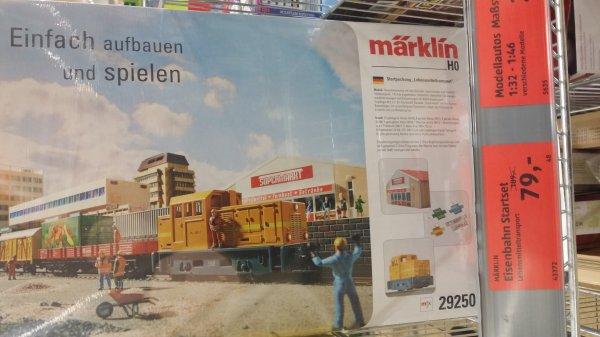 """[Lokal Stuttgart Aldi-Süd] Märklin H0 Eisenbahn-Startset """"Lebensmitteltransport"""" 29250 für 79€"""