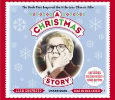 A Christmas Story by Jean Shepherd (Hörbuch)