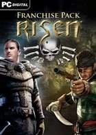 [PC] (Funstock / STEAM) Risen Franchise Pack - (1, 2, 3, inkl. aller DLCs)