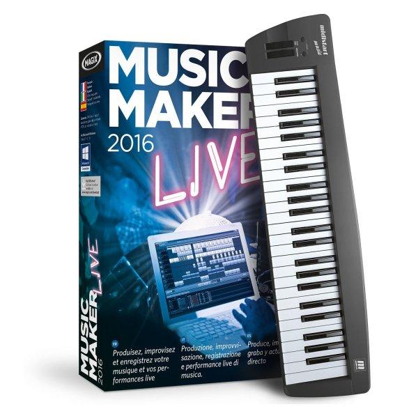 [Amazon] MAGIX Music Maker 2016 Control