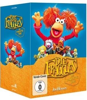 Die Fraggles - Komplettbox (DVD) für 31,99€ bei Alphamovies