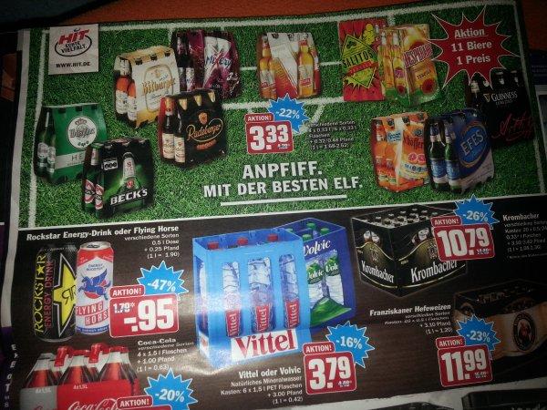 [HIT BUNDESWEIT KW 03/2016] Desperados 4x 0,33l und Salitos 4er für 3,33€