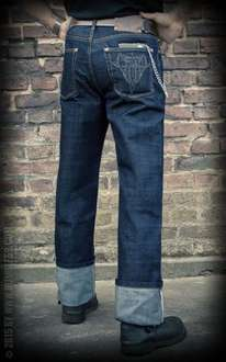 "[Rockabilly Rules] ~29% auf Rumble59 Jeans ""Wild Wrench"""