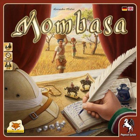 Mombasa (Brettspiel, Gesellschaftsspiel, Thalia.de)