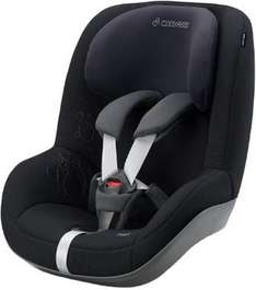 Maxi Cosi Pearl Kindersitz Total Black