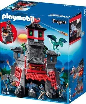 PLAYMOBIL 5480 - Geheime Drachenfestung @ Amazon, Toysrus