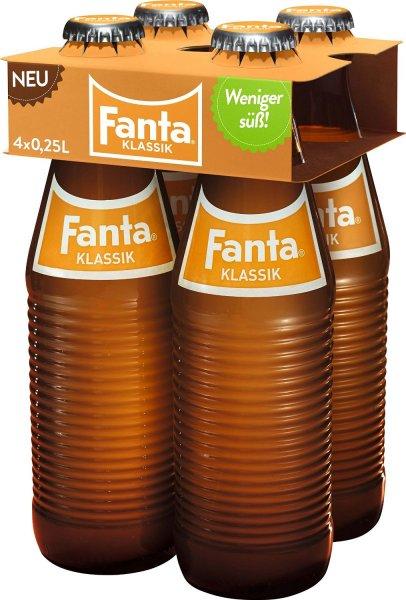 Sky Coop Getränkemarkt Scharbeutz - Fanta Klassik 4 Stück für 0,79€ + Pfand - kurzes MHD!