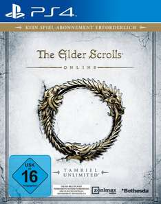 [Amazon Prime] The Elder Scrolls Online: Tamriel Unlimited (PS4) für 19,99€