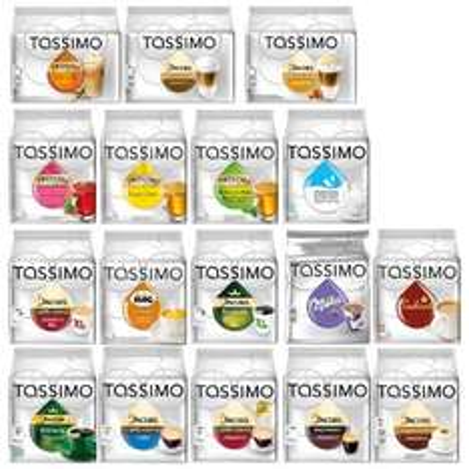 Tassimo Discs - alle Sorten bei Edeka für 3,33€ inkl. 1 gravierter Löffel ab 4 Packungen
