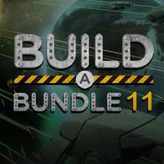 [STEAM] Build a Bundle 11 @ Groupees