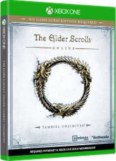 The Elder Scrolls Online: Tamriel Unlimited - [Xbox One] @Amazon