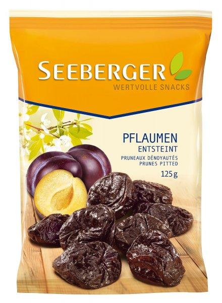 Amazon Prime : Seeberger Pflaumen entsteint, 13er Pack (13 x 125 g) - Nur 9,15 €