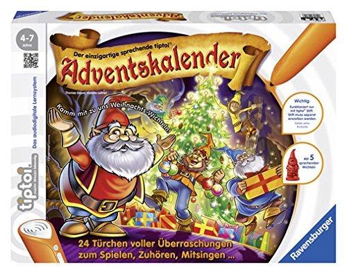 [Real.de] Tiptoi Adventskalender Wichtelwald 6,50 € oder 650Payback Punkte, Versandkostenfreie Marktanlieferung