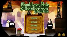 "iOS: Puzzle-Spiel ""About love, hate and the other ones"" Gratis!"