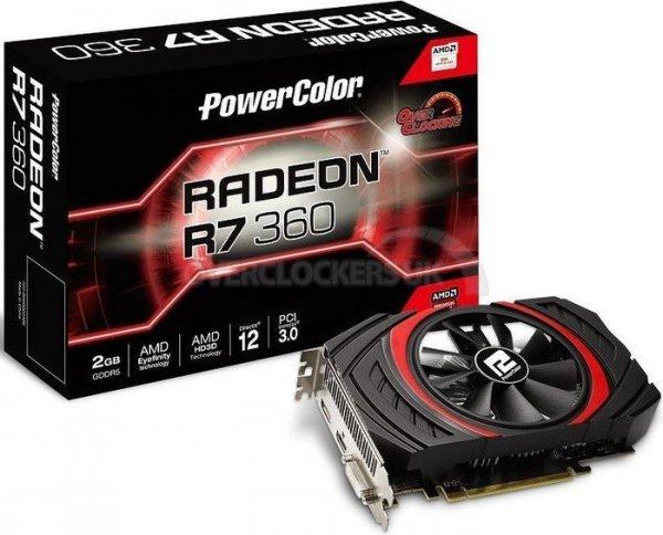Radeon R7-360, 2GB mit FreeSync und TrueAudio ~98,87€ plus Auffüllartikel oder Versandkosten (Mindfactory)