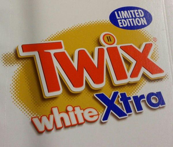 [Lokal Metro Berlin Spandau] Twix White Xtra 30x75g Karton von 18,94€ auf 5,35€ reduziert! (MHD 21.02.16)