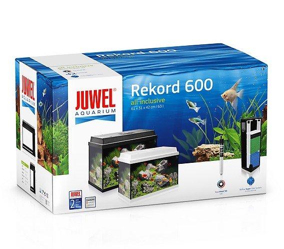 Juwel Rekord 600 Aquarium Set in weiß [Dehner online]