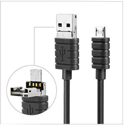 Zapals 2in1 Micro-USB / Lightning Kabel NICHT for FREE Versandkosten 1,99$ ~ 1,79€