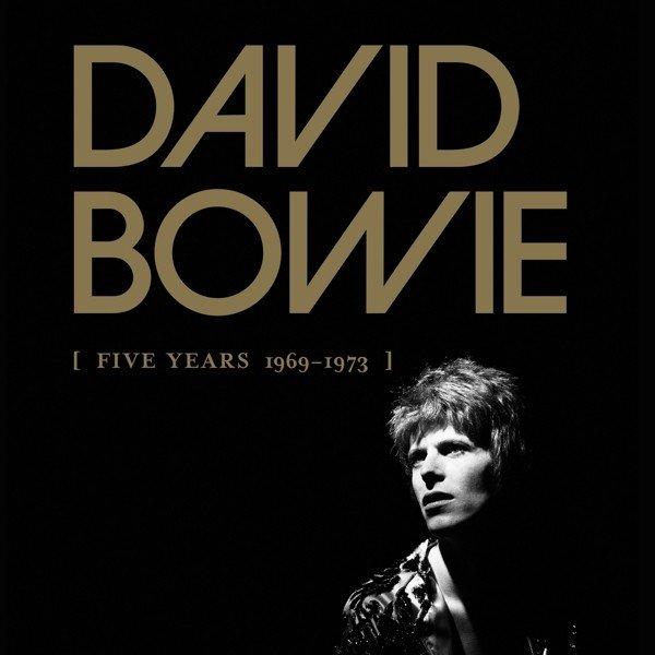David Bowie Five Years (1969-1973) Vinyl LP (Müller)
