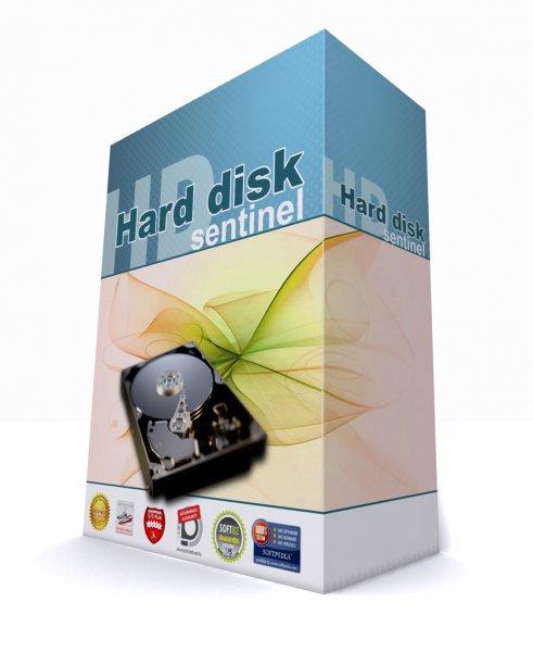Hard Disk Sentinel Standard Edition 4.60 Vollversion kostenlos statt 18 €!