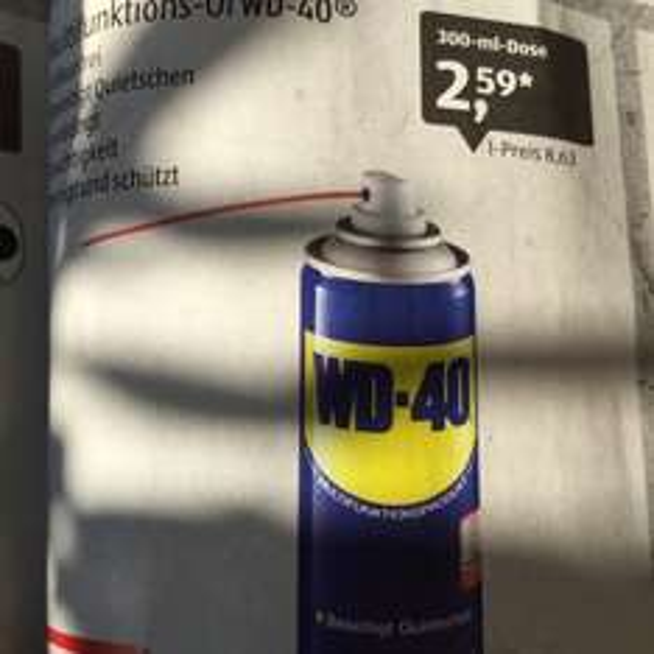 Multifunktionsöl WD-40